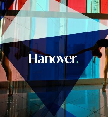Hanover Branding, Website & Print