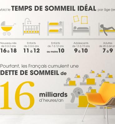 Eve Sleep French World Sleep Day Campaign