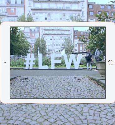 London Fashion Week Website