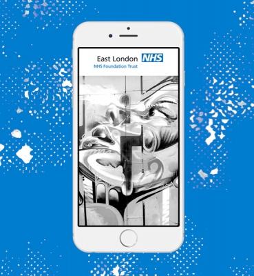 East London NHS Website